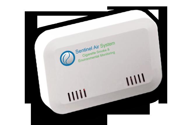 Cigarette Smoke Detector And Monitoring System Aretas